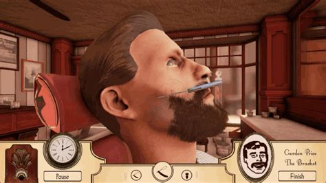 haircut shaving games the barber shop student project game alpha beta gamer