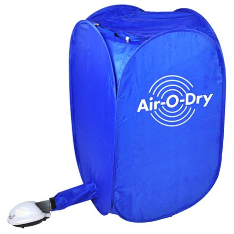 air o portable electric clothes dryer blue jakartanotebook