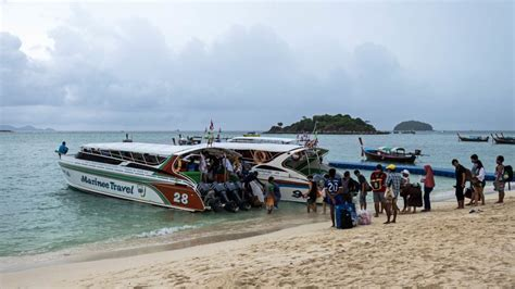 speedboot nach koh lipe koh lipe anreise und erste eindr 252 cke reiseblog f 252 r