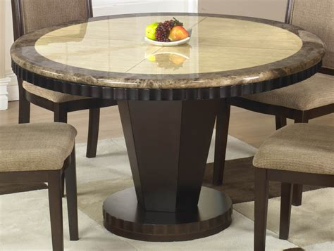 Modern Round Dining Table For 6 Dining Table For 6 Contemporary