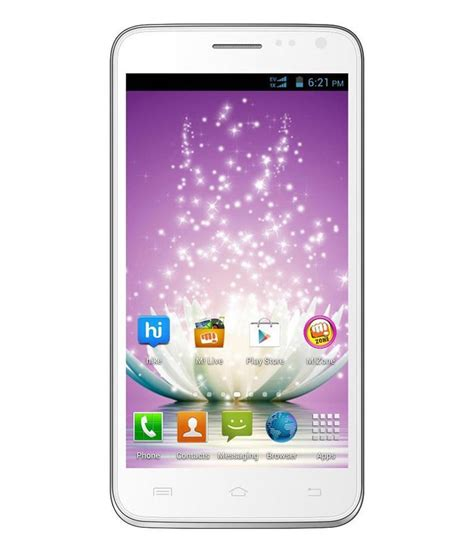android 4 2 jelly bean micromax mt500 android jelly bean 4 2 1 dual sim smartphone white mobile phones at low