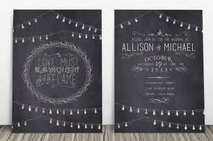 chalkboard invitations template chalkboard invitation template 45 free jpg psd