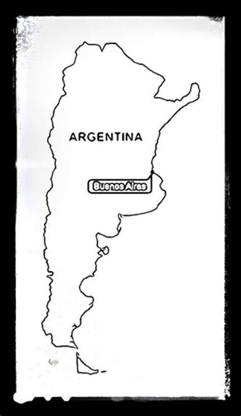 argentina map coloring page geography maps for colouring by starteducation teaching