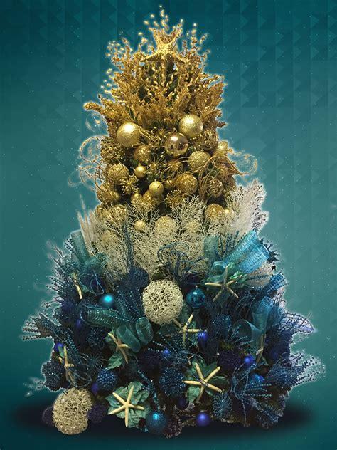 underwater christmas tree christmas tree tree christmas