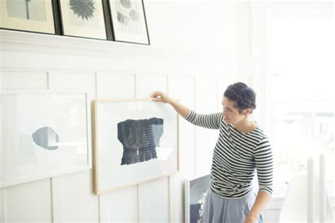 how to hang a canvas without nails hanging a gallery wall without nails