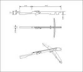Basics Of Kitchen Design simple no metal parts crossbow design crossbow