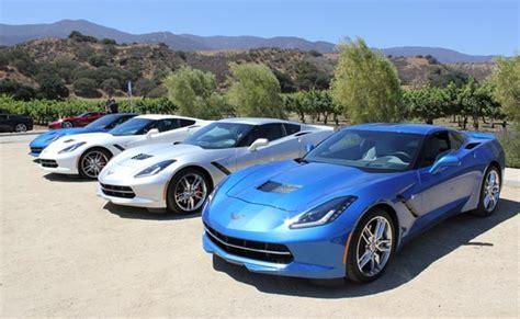 2014 corvette stingray stats 2014 corvettes production stats autos post