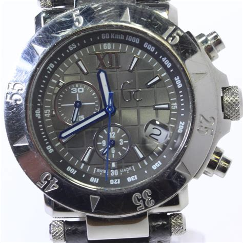 Gc Guess 1 s guess collection gc 1 chronograph property room