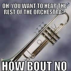 Trumpet Player Memes - band geek memes quickmeme music pinterest