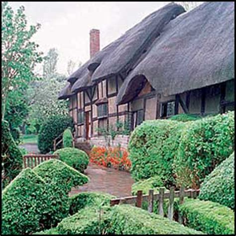 Hathaway House by Tourist Information Hathaway S Cottage