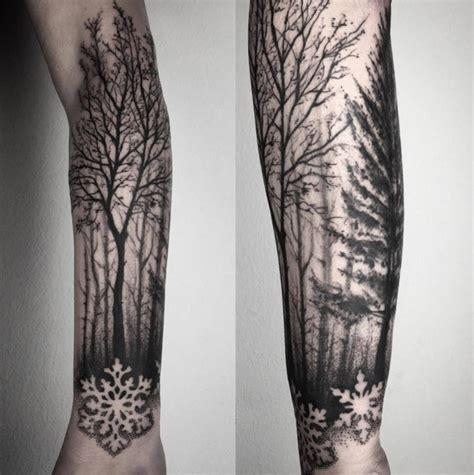 imagenes tatuajes arboles tatuajes de 193 rboles para caminar por la vida art body