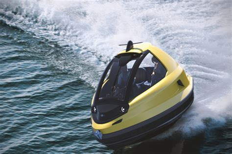 small jet boats for sale uk jet capsule mini jet yacht hiconsumption