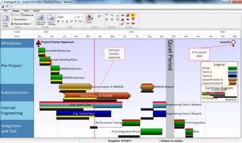 microsoft project 2010 templates microsoft project 2010 timeline view