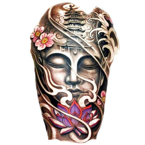 50 best zen tattoo designs collection of 25 japanese buddhist design