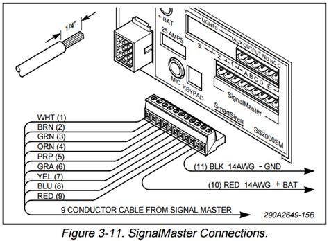 federal signal pa300 siren wiring diagram 41 wiring