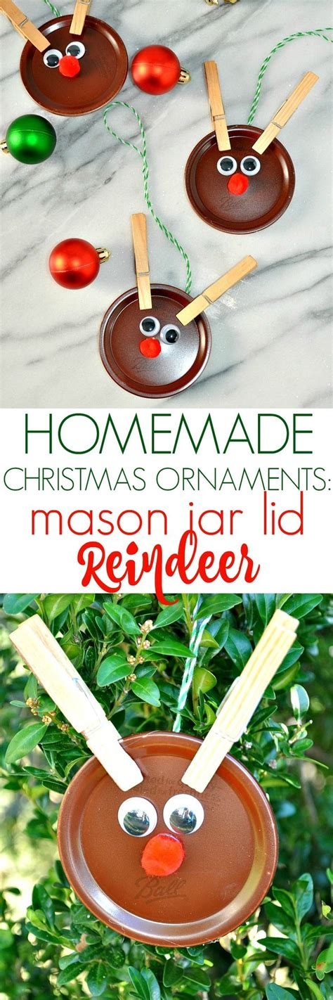 easy home made christmas decorations 17 best ideas about easy christmas ornaments on pinterest