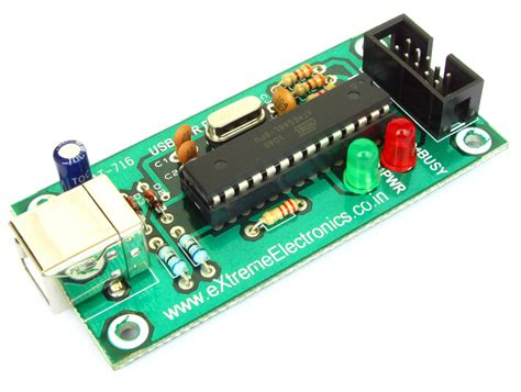 buy usb avr programmer for atmega mcus lowest cost in india with on delivery cod