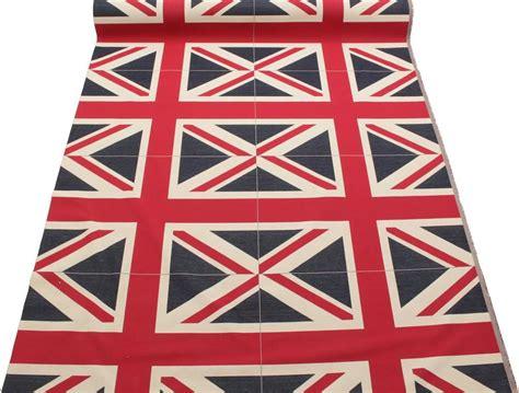 union jack upholstery fabric union jack flag retro heavy linen look upholstery cotton