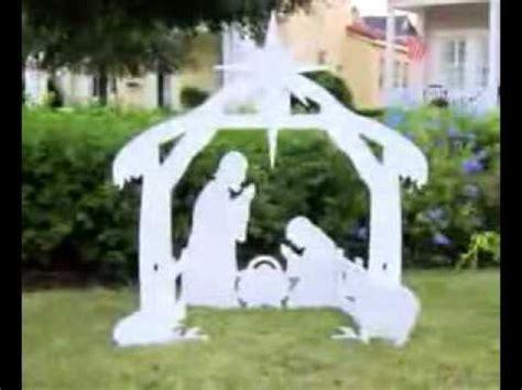 Nativity Yard Decorations A Listly List Nativity Yard Sign Template