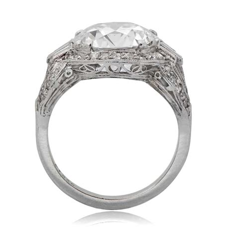 wedding rings deco 5 12ct deco antique engagement ring estate jewelry