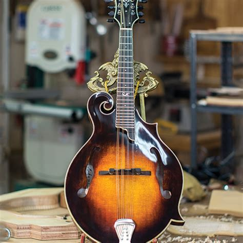 Handmade Mandolin - mandolins for sale bluett bros violins