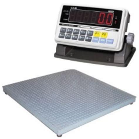 cas floor scale 150kg easyshelf cas hercules 4 x 4 floor scales 5000 lb