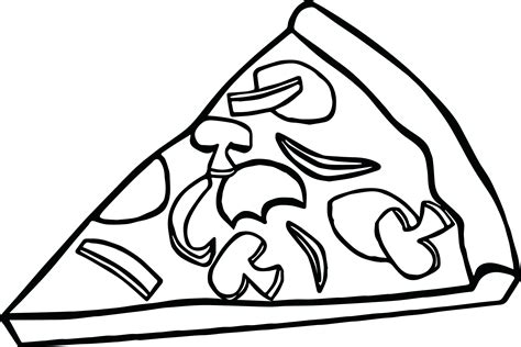coloring pages with pizza cheese coloring page rockthestockreviews co