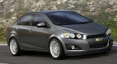 chevrolet aveo 4 porte auto novita nuova chevrolet aveo 4 porte 2011