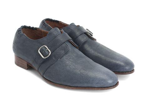 fluevog shoes fluevog shoes shop johnston navy single monkstrap shoe