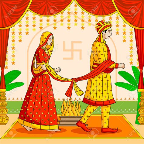 Wedding Background Tamil Songs by Clipart Indian Wedding Pencil And In Color