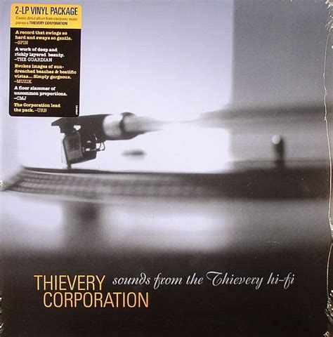 the glass bead thievery corporation sounds from the thievery hifi bei juno records