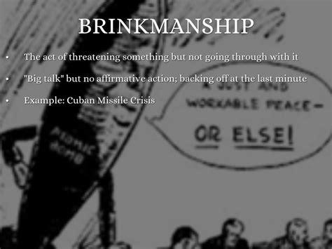 gallery brinkmanship apush