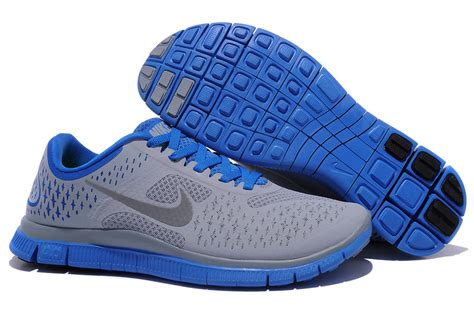 Nike Free 40 V2 Mens Shoes Gray Blue P 1648 by 100 Quality Mens Nike Free 4 0 V2 Shoes Blue Grey Id15023