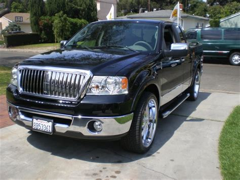 old car manuals online 2007 lincoln mark lt electronic toll collection javmen73 2007 lincoln mark lt specs photos modification info at cardomain