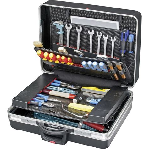 King Parate tool box empty parat classic kingsize plus roll cp 7 489