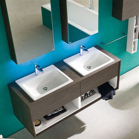 mobile bagno doppio mobile bagno doppio da 140 cm n11 atlantic arredaclick