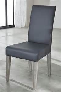 chaise namur gris
