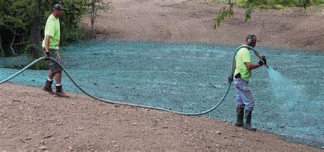 the profitability of hydroseeding turf