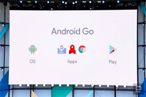 Android Go by S New Android Go Runs On Low Powered Inexpensive