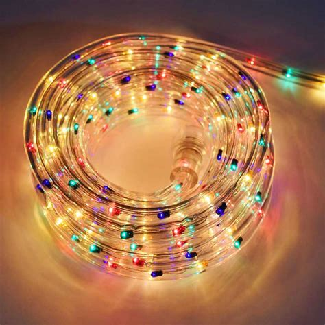 multi color rope light 18