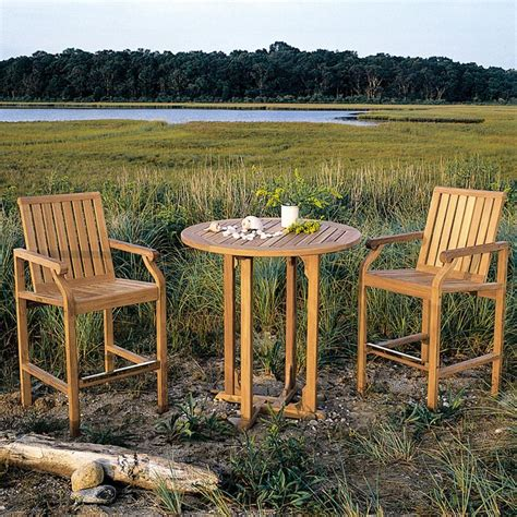Outdoor Furniture Bar Table 245 Best Images About Kingsley Bate On Pinterest Dining Sets Teak And Side Chairs