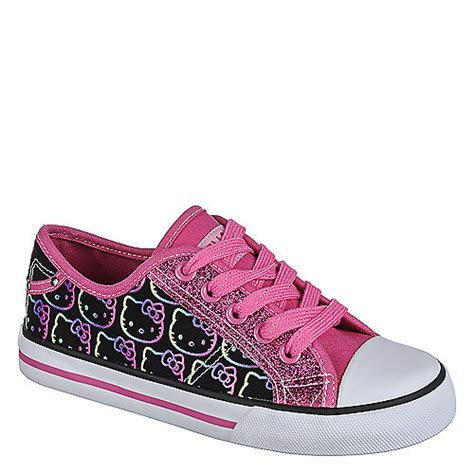 hello kid shoes hello hk lil kelli toddler velcro pink glitter