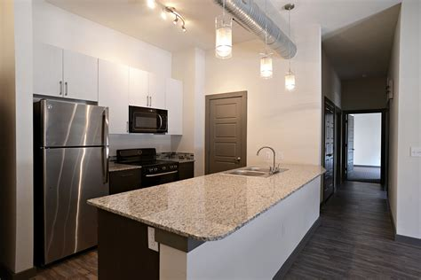 one bedroom apartments near unt east end lofts at the railyard apartments in denton tx