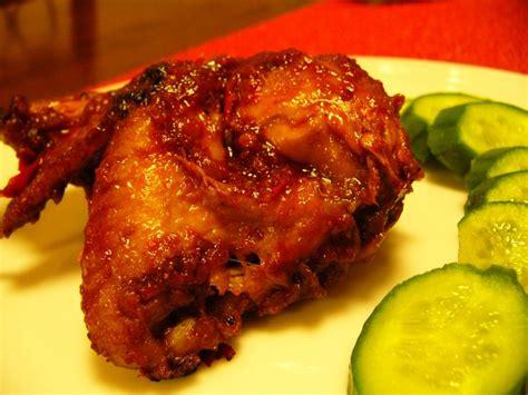 Ayam Goreng Pedasss Taliwang resep ayam bakar pedas resep kreasi ibu kumpulan resep nusantara