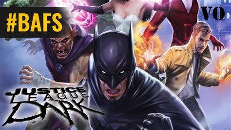justice league dark 2017 subtitrat justice league dark justice league dark dc comics trailer vo 2017 youtube