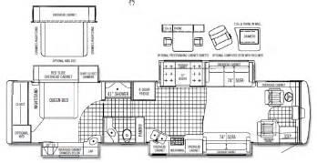 Tiffin Rv Floor Plans 2005 Tiffin Phaeton 40 Qdh