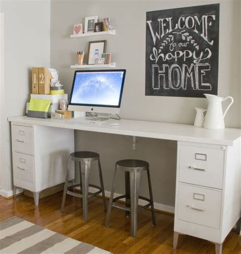 creative diy computer desk ideas for your home diy ideas
