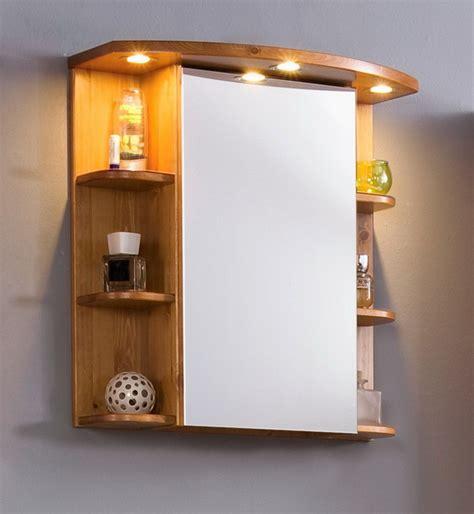 Badezimmer Spiegelschrank Mit Beleuchtung Holz by Badezimmer Spiegelschrank Holz