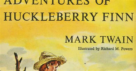 adventures of huckleberry finn books random book and reviews the adventures of