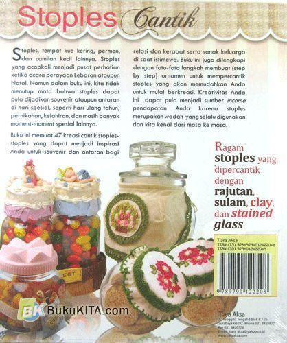 Stoples Cantik by Bukukita Stoples Cantik Toko Buku